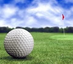 Golf balll photo